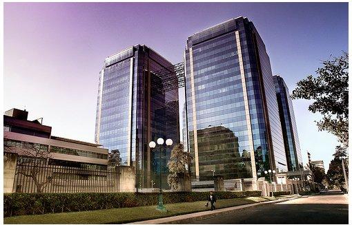 La Europlaza es un conjunto genial de 4 torres. Cualquiera diria que no es Guatemala pero si, si lo es (yo estuve ahi).