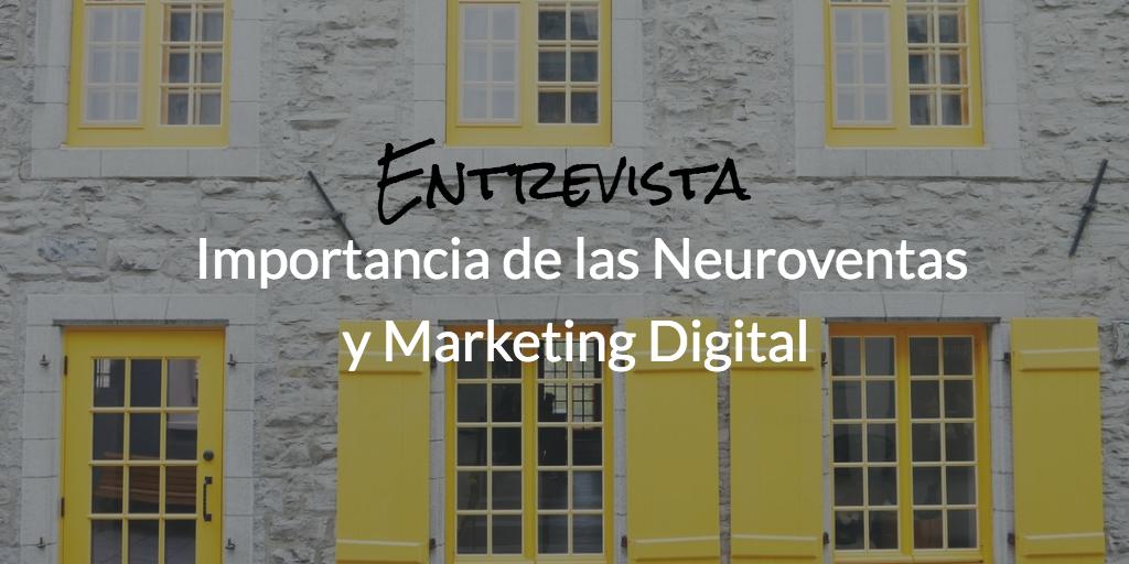 Neuroventas y Marketing Digital México