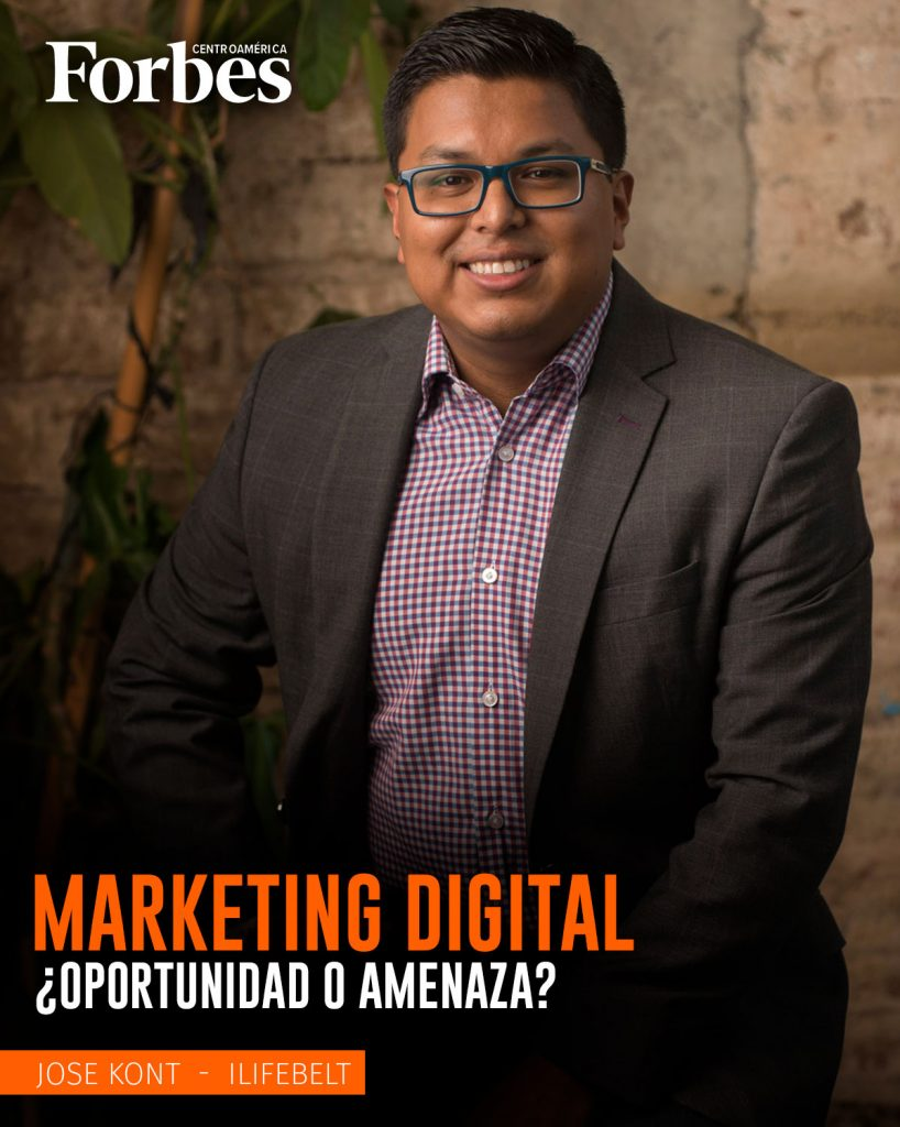 Marketing Digital - Jose Kont - Forbes