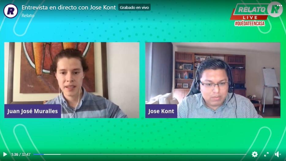 Entrevista en Relato.gt Cambios del consumidor guatemalteco