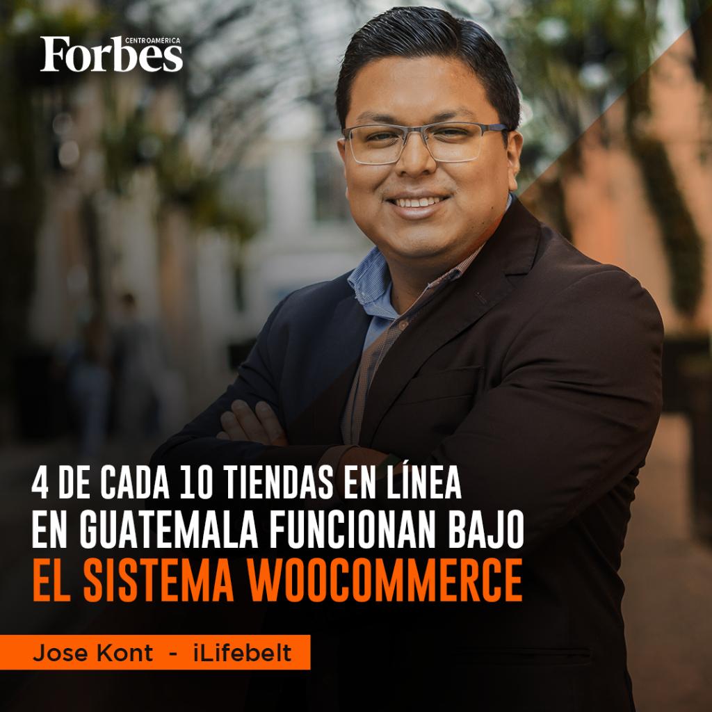 Jose Kont Forbes Woocommerce
