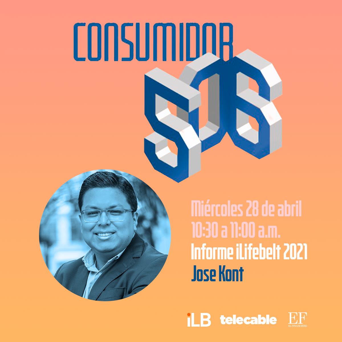 Consumidor 506 conferencia Jose Kont nuevo consumidor online en Costa Rica