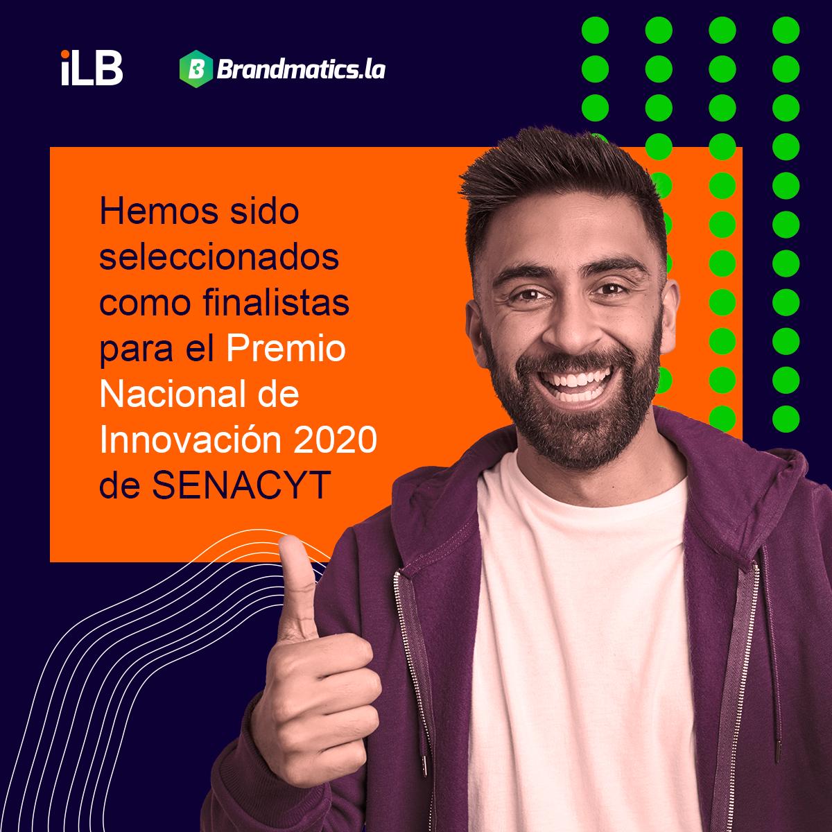 Finalistas en premio nacional de innovación Senacyt Guatemala 2020